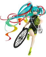 Racing Miku 2016 TeamUKYO Support And Spare Bicycle Tire Anime Figure