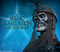 Relic Ravlatch The Knight of the Underworld Life-Size Bust