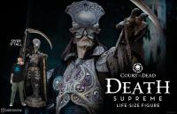 The Death The Master of the Underworld Supreme Life-Size Figure