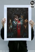 Divided We Stand The Court of the Dead Premium Frameless Art Print