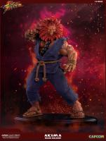 Akuma Street Fighter Mixed Media Quarter Scale Deluxe Exclusive Statue