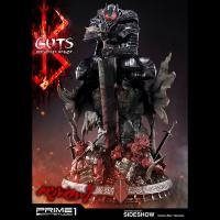 Guts The Black Swordsman In Berserker Armor Statue Diorama