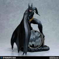 Batman And Fuel Tank Luis Royo Fantasy Figure Gallery Statue