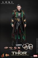 Tom Hiddleston As LOKI The Dark World Sixth Scale Collectible Figur
