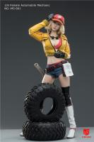 Female Automobile Mechanic Sixth Scale Collector Action Figure