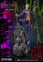 The Joker Arkham Knight Quarter Scale Statue