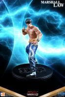Marshall Law The Tekken 5 Dark Resurrection Quarter Scale Statue