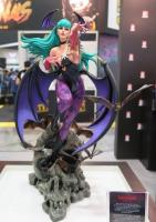 Aensland Morrigan Vampire Darkstalkers Premium Collectibles Quarter Scale Statue