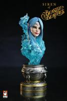 Siren Of Beastly Beauties Half-Size Collectible Bust