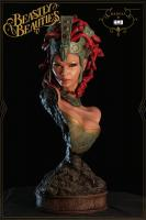 MEDUSA Of Beastly Beauties Half-Size Collectible Bust
