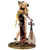 Jin-Lian Pchi-Pcha Lute Player Sexy Anime Figure