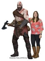 KRATOS the God of War Life-Size Statue