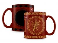 Lannister Game of Thrones Heat Change Mug   hrnek s potiskem