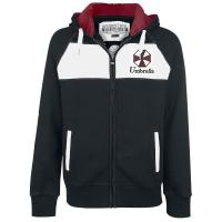 Umbrella Resident Evil Hooded Sweater  mikina se zipem a kapucí