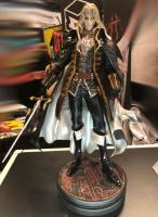 Alucard Dhampir Castlevania The Symphony of the Night Collector Figure
