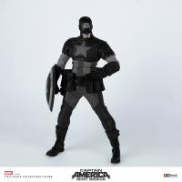 Captain America Night Mission Sixth Scale Collectible Figure