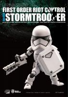 First Order Riot Control Stormtrooper Star Wars Egg Attack Action Figure Hvězdné války