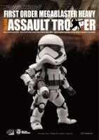 First Order Megablaster Heavy Assault Trooper Star Wars Egg Attack Action Figure Hvězdné války