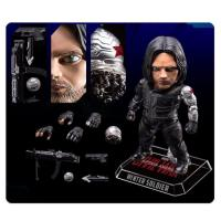 Winter Soldier the Civil War Egg Attack Action Figure