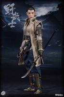 Ronin Nobushi Warrior Woman Sixth Scale Collector Action Figure