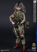 Nachshol IDF Combat Reconnaissance Corps Women Soldier Sixth Scale Collector Action Figure