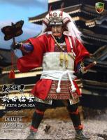 Takeda Shingen Deluxe Sixth Scale Collector Action Figure