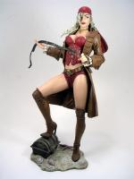 Anne Bonny Eve The Femme Fatales Statue