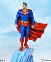 Superman The Super Powers Maquette