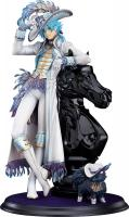 Aoba By The Horse Figure And His Mate Ren Gothic Statue Diorama
