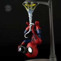 Spider-Man Hanging Marvel Comics Q-Fig Figure