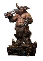 Darkscar The Warcraft Epic Premium Statue