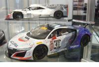 Acura NSX GT3 No. 43 Racing Livery 1/18 Die-Cast Vehicle