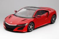 Acura (Honda) NSX LHD Curva Red 1/12 Die-Cast Vehicle