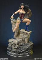 Wonder Woman Atop The Ancient Ruins Base Justice League New 52 Statue