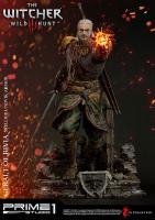 Geralt of Rivia Skellige Undvik The Witcher 3 Wild Hunt Quarter Scale Statue