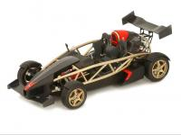 Ariel Atom V8 Black 1/18 Die-Cast Vehicle