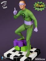 Riddler The Batmans Enemy Classic 1966 Maquette
