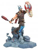THOR Gladiator The Ragnarok Marvel Movie Milestones Statue Diorama
