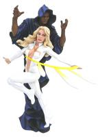 Cloak & Dagger The Dimorphic Duo Marvel Gallery Statue Diorama