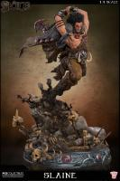 Slaine The Celtic Berserker Quarter Scale Statue Diorama