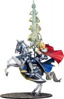 Altria Pendragon Riding Dun Stallion Anime Figure