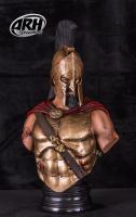Leonidas The King of Sparta HALF-SIZE Bust