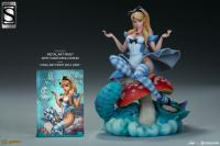 Alice in Wonderland The Fairytale Fantasies Exclusive Statue