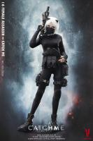 Catchme The Female Assassin Sixth Scale Collector Figure  VCF-2033A