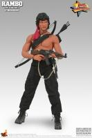 Sylvester Stallone As RAMBO The First Blood II Sixth Scale Collectible Figure