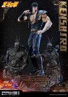 Kenshiro The Fist of The North Star Deluxe Quarter Scale Statue