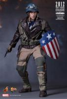 Captain America In Rescue Uniform The First Avenger 2012 Toy Fair Exclusive Sixth Scale Collectible Figure