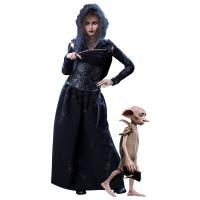 Bellatrix Lestrange The Harry Potter And the Half-Blood Prince Deluxe Sixth Scale Collectible Figure Set