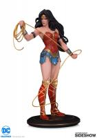 Wonder Woman DC Comics Cover Girls Joëlle Jones Statue