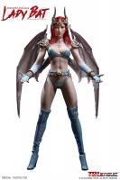 Lady Bat Sexy Female SHCC Exclusive Sixth Scale Collector Figure